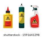 chemicals for insect...   Shutterstock .eps vector #1591641298