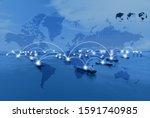 Global Network Coverage World...