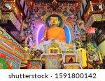 Beautiful Lord Buddha Statue ...