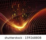 fractal realms series. design... | Shutterstock . vector #159268808