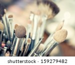 professional makeup brush | Shutterstock . vector #159279482