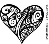illustration doodle of a...   Shutterstock .eps vector #159323846