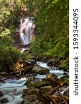 Anna Ruby Falls Is Located Near ...