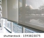 Blinds Window Decoration Of...