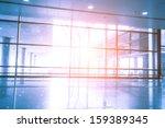 image of windows in morden... | Shutterstock . vector #159389345