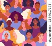 international women's day... | Shutterstock .eps vector #1594017175
