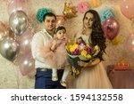 Baby's Birthday Celebration....