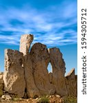 Hagar Qim Neolithic Temple In...