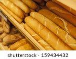 Tasty French Baguettes Arrange...