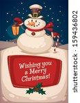 Christmas Greeting Card  ...