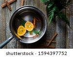 Orange And Cinnamon Stovetop...