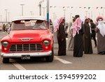 A Group Of Kuwaiti Men Dressed...