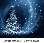 the best christmas tree | Shutterstock . vector #159461036