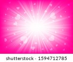 abstract backdrop pink radial...   Shutterstock .eps vector #1594712785