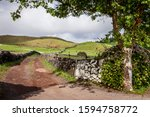 Landscape With Hills And...