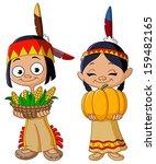 American Indian Children...