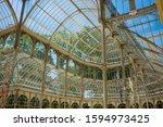 The Palacio De Cristal  A...