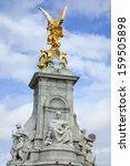 Empress Victoria Monument  Seen ...