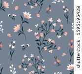 Elegant Floral Pattern....