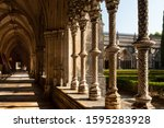 Batlaha Cloister Columns...