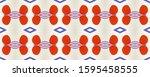 moroccan patchworks. artistic...   Shutterstock . vector #1595458555