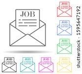 offer to work in envelope multi ...