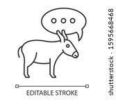 Balaam Donkey Bible Story...