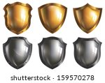 shield | Shutterstock .eps vector #159570278