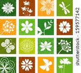 nature icons   Shutterstock .eps vector #159577142