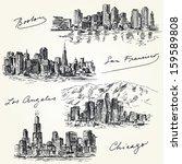 American Cities Skylines   Hand ...