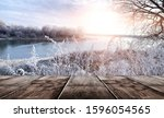 Winter Background. Winter Snow...