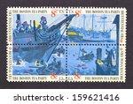 united states   circa 1973  a... | Shutterstock . vector #159621416