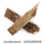 Cross Pieces Of Broken Planks...