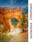 Natural Bridge Arch, Bryce Canyon National Park, Utah