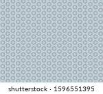 seamless vector pattern.... | Shutterstock .eps vector #1596551395