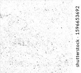 vector grunge black and white... | Shutterstock .eps vector #1596653692