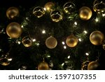 Traditional Decorated Christma...