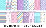 Scrapbook Seamless Pattern....