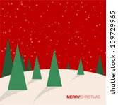 minimalist design retro...   Shutterstock .eps vector #159729965
