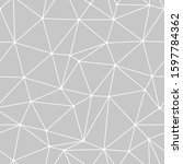 geometric seamless background....   Shutterstock .eps vector #1597784362