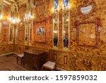 Tsarskoye Selo  Pushkin   Saint ...