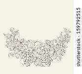 design for wine list. ...   Shutterstock . vector #159792515