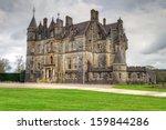 Stone Mansion At Blarney Castl...