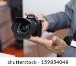 new york   october 24 ... | Shutterstock . vector #159854048