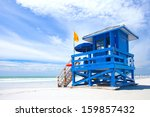 siesta key beach  florida usa ... | Shutterstock . vector #159857432