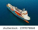 Heavy Load Carrier Ship Loaded...