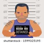 Detained Dangerous Criminal....