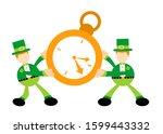 Leprechaun Pick Clock Time...