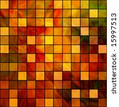 Seamless Tiles In Autumn Colors