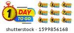 countdown left days banner....